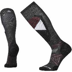 SmartWool PhD Ski Light Pattern Ski Socks