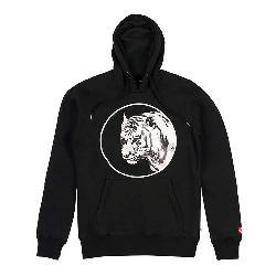 CandyGrind Tiger DWR Mens Hoodie