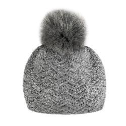Mitchies Matchings Knitted w/Crystals Womens Hat