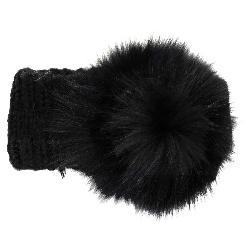 Mitchies Matchings Knit w/Fox Flower Womens Headband