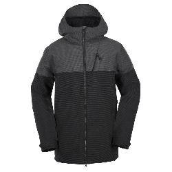 Volcom Ghost Stripe Mens Insulated Snowboard Jacket