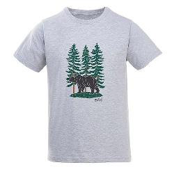 Woolrich Hayes Run Heather Mens T-Shirt