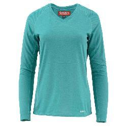 Simms Drifter Tech Long Sleeve Womens Shirt