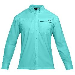Under Armour Fish Hunter Long Sleeve Solid Mens Shirt