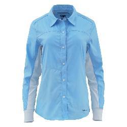 Simms Bicomp Long Sleeve Womens Shirt