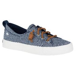 Sperry Crest Vibe Crepe Chambray Womens Shoes