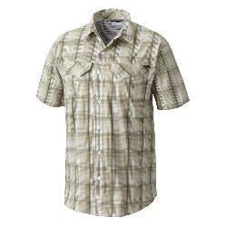 Columbia Silver Ridge Lite Plaid Short Sleeve Mens Shirt