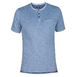 Hurley Dri-FIT Lagos Henley Mens Shirt