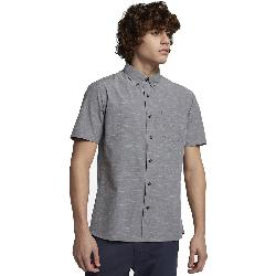 Hurley Alchemy Short Sleeved Mens Shirt