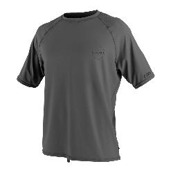 O'Neill 24-7 Traveler Short Sleeve Sun Shirt Mens Rash Guard 2020
