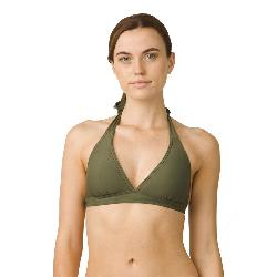 Prana Lahari Halter Bathing Suit Top 2018