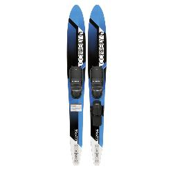Connelly Eclypse Combo Water Skis With Front Adjust RTS Bindings 2019
