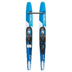 Connelly Odyssey Combo Water Skis With Slide Adjustable Bindings 2019