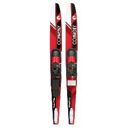 Connelly Quantum Combo Water Skis With Slide Adjustable Bindings 2019