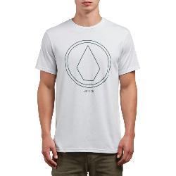 Volcom Pin Line Stone Mens T-Shirt