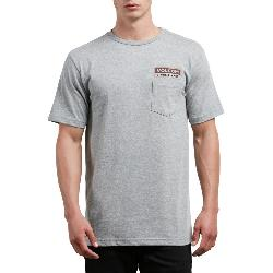 Volcom Transporter Pocket Mens T-Shirt