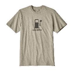 Patagonia Live Simply Power Responsibili-Tee Mens T-Shirt