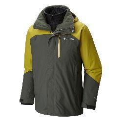 Columbia Lhotse II Interchange Mens Insulated Ski Jacket