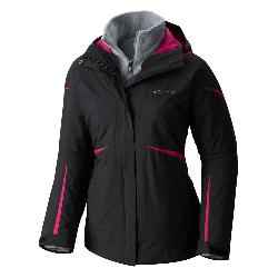 Columbia Blazing Star Interchange Big Womens Insulated Ski Jacket