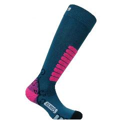 Euro Sock Sweet Silver Womens Ski Socks