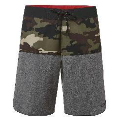 Oakley Camo Block Mens Board Shorts