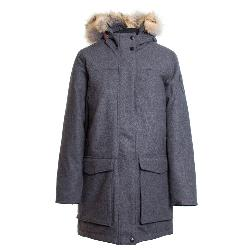 Woolrich Wool Face Patrol Down Parka Womens Jacket