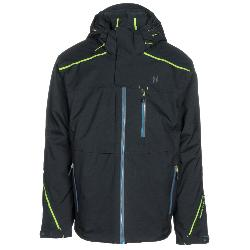 Double Diamond Stealth Mens Insulated Ski Jacket