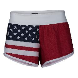 Hurley Phantom Cheers USA Womens Board Shorts