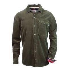 Purnell Corduroy Shirt Mens Jacket