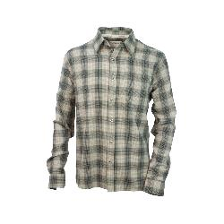 Purnell Sage Plaid Button Up Flannel Shirt