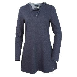 Purnell French Terry Tunic Womens Hoodie