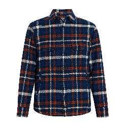 Woolrich Oxbow Bend Plaid Lined Flannel Shirt
