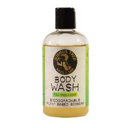 Joshua Tree Tea Tree & Mint Body Wash 2018