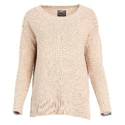 United By Blue Himley Waffle Womens Sweater