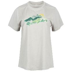 United By Blue Mountain Drift Womens T-Shirt