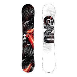 Gnu Carbon Credit Asym BTX Snowboard 2019