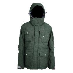 Turbine Timberline Mens Insulated Snowboard Jacket