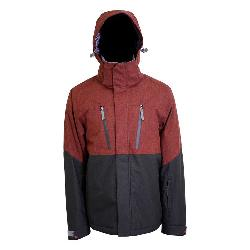 Turbine Cornice Mens Insulated Snowboard Jacket