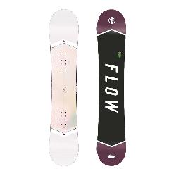 Flow Venus White Womens Snowboard