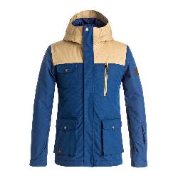 Quiksilver Raft Boys Snowboard Jacket