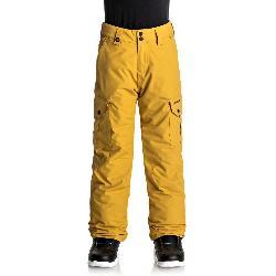 Quiksilver Porter Kids Snowboard Pants