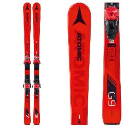Atomic Redster G9 FIS Junior Race Skis with Z 10 Bindings