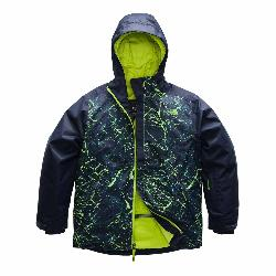 The North Face Brayden Insulated Boys Ski Jacket (Previous Season)