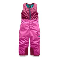 The North Face Insulated Bib Toddler Girls Ski Pants