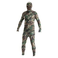 Air Blaster Classic Ninja Suit Mens Long Underwear