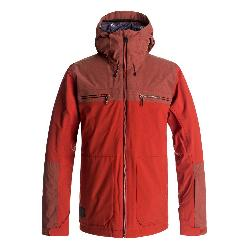 Quiksilver Arrow Wood Mens Insulated Snowboard Jacket