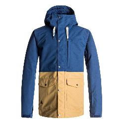Quiksilver Horizon Mens Insulated Snowboard Jacket