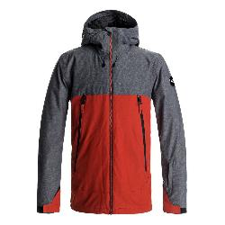 Quiksilver Sierra Mens Insulated Snowboard Jacket
