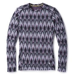 SmartWool Merino 250 Pattern Crew Womens Long Underwear Top