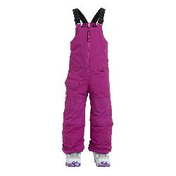 Burton Minishred Maven Bib Toddler Girls Ski Pants